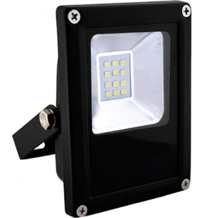 Proyector led ngr.10w 0700lum.6000k ip65 de marca