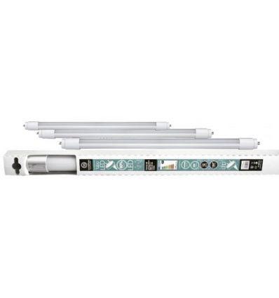 Tubo led t8 g13 120cm 18/20w 6000k de marca caja de 25 unidades