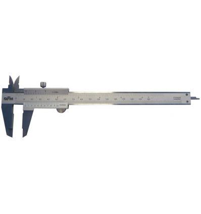 Calibre pie de rey monob.c100 150mm inox de atm