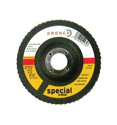 Disco dronco ga-115/4 040x115x22 mil hoj de dronco caja de 10