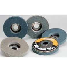 Disco unitized 811632 t-27-115x22 f.vidr de standard abrasives