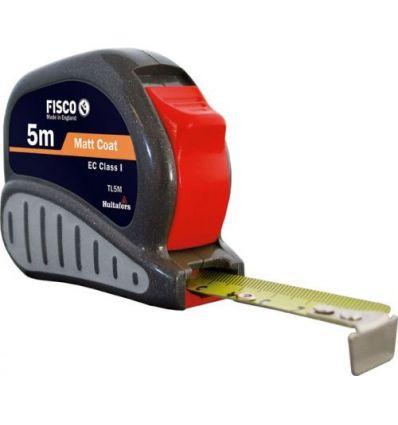 Flexometro tv5m 25mm tri-lok freno lat. de fisco