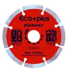 Disco diamante segment.e+p 125x7 blister de abratools