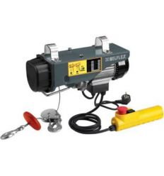 Polipasto electrico pbf-100e 480w c/cart de abratools