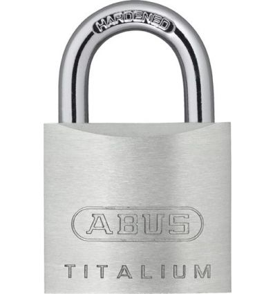 Candado titalium an ll.igual 54ti/30ka de abus caja de 12
