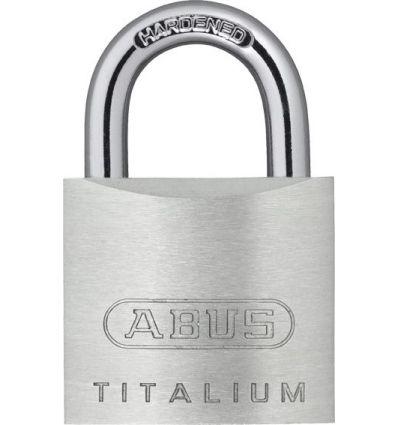 Candado titalium an 54ti/60 de abus caja de 6 unidades