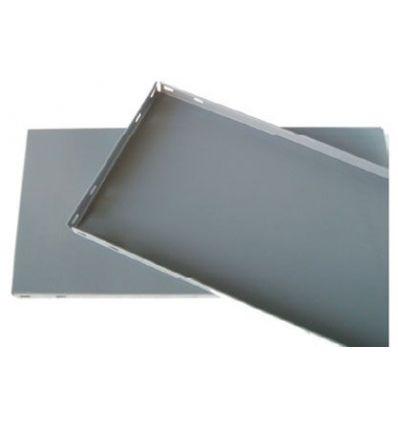 Bandeja 0700x400 pintada gris oscuro de simon caja de 10