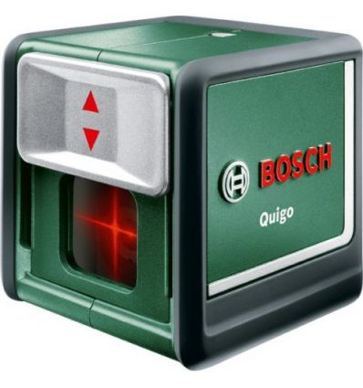 Nivel laser quigo autonivel.+sop+pilas de bosch bricolaje