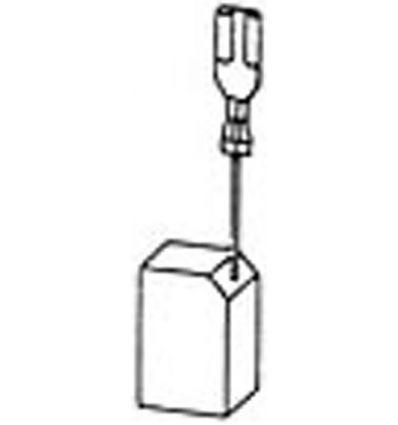 Escobillas 2 piezas 0222 b&d/dewalt de asein caja de 10 unidades