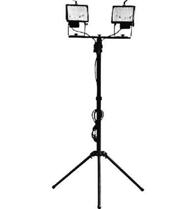Proyector halog.c/tri.2x400w 1174913 c/l de asein