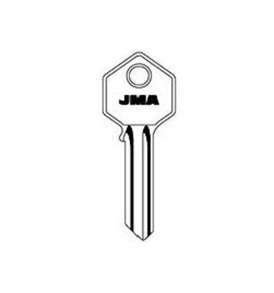 Llave jma acero u-2d de j.m.a caja de 50 unidades