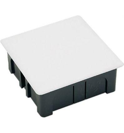 Caja 3202 empotrar 160x100x50 c/garra de famatel caja de 4