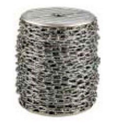 Bobina cadena zinc b01022 10-012mt de amenabar