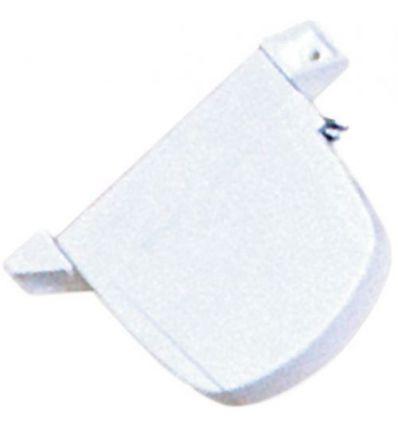 Recogedor abatible mini c-14 06011001bco de gaviota simbac