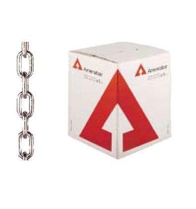 Caja cadena zincada c01002e 10-012mt de amenabar