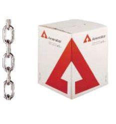 Caja cadena zincada c00102d 02-220mt de amenabar