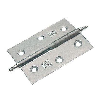 Bisagra 2006-070x050 izq acero inox 18/8 de amig caja de 20
