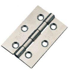 Bisagra 2002-060x040 acero inox 18/8 de amig caja de 20 unidades
