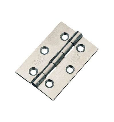 Bisagra 2002-070x050 acero inox 18/8 de amig caja de 20 unidades