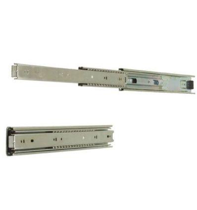 Guias cajones 35-400x45 zincado de amig caja de 10 unidades