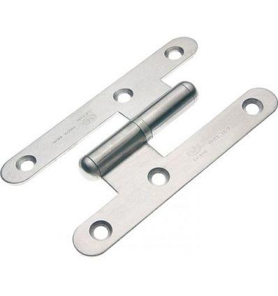 Pernio 405-100 izq acero inox 18/8 de amig caja de 20 unidades