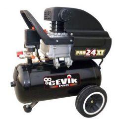 Compresor cevik pro 24xt 2,5hp 24l de cevik