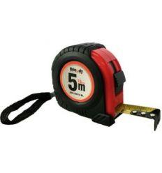 Flexometro gm-158625/b goma 5mx25mm c/f de codiven caja de 12