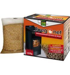 Deshollinador pellets 231296-1,5kg de fuego net