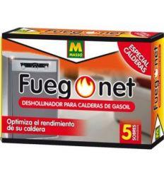 Deshollinador caldera gasoil 231286 de fuego net