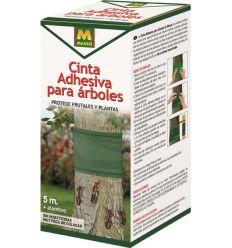 Cinta adhesiva p/arbol 5m+alambre 231401 de garden caja de 12
