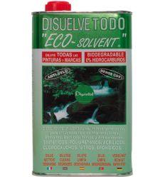 Disolvente ecologico eco-solvent 1 l. de dipistol caja de 6
