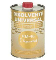 Disolvente universal rm-40 1l. de dipistol caja de 12 unidades