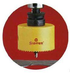 Corona perforada sk-017mm blister de starrett