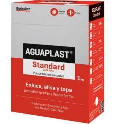 Aguaplast standard 01kg de beissier caja de 10 unidades