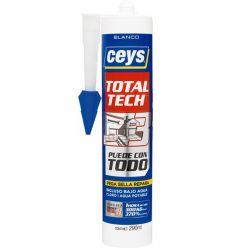 Total tech xpress 507216 290ml cart.bco de ceys caja de 12