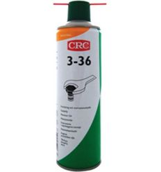 Spray aceite 3-36 500 ml anticorrosivo de c.r.c. caja de 12