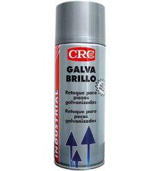 Spray galva brillo 400 ml de c.r.c. caja de 12 unidades