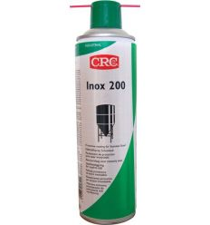 Spray inox 200 antioxidante 500 ml 32337 de c.r.c. caja de 12