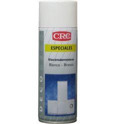 Spray pintura blanco electrodomest.400ml de c.r.c. caja de 6