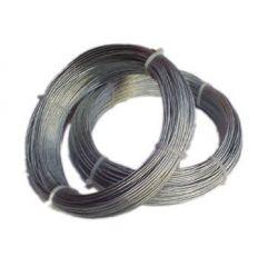 Cable galv.plastificado 1,5x2,5/6x07+1 de cables y eslingas
