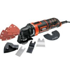 Multiherra.mt300ka-qs 300w de black & decker