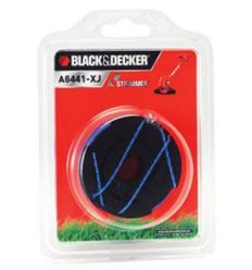 Acc.a6441xj bobina 2x6m-1,5 reflex plus de black & decker