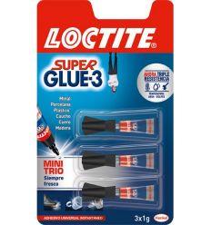 Pegamento s.glue3 trio12 2229418 de loctite caja de 12 unidades