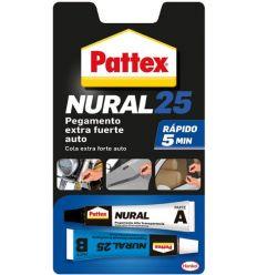 Nural 25 22ml.1769654 ad.transp.bl. de pattex