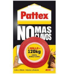 Pattex no+clavos 12cinta d.cara1403701 de pattex