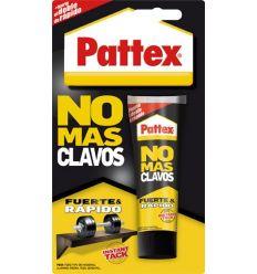 Pattex no+clavos 150gr1952431 tubo de pattex caja de 12 unidades