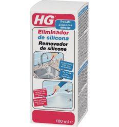 Eliminador de siliconas 100 ml 290010130 de hg caja de 6