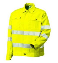Cazadora alta visib.amaril.8445av t-xl de starter