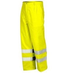 Pantalon alta.visib.amaril. 8430n t-xxl de starter