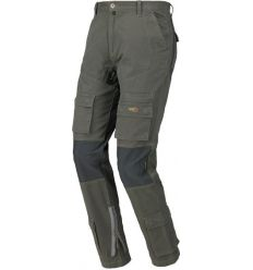 Pantalon stretch on verde/ngr 8738 t-xxl de starter